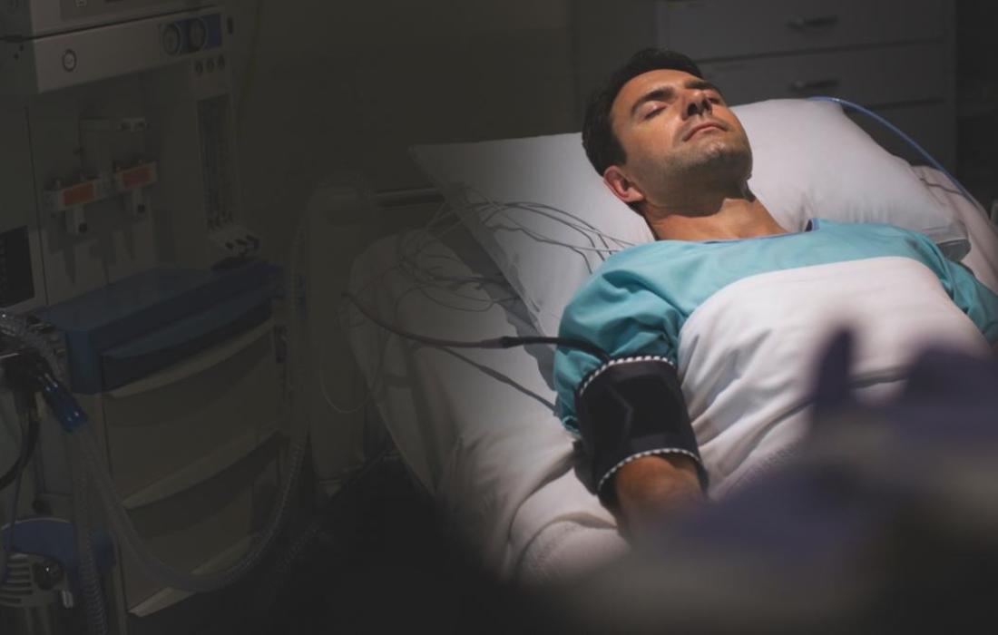 النوم أثناء المرض