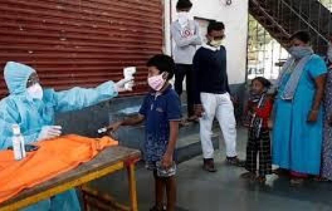 الهند تعلن نجاحها في عزل السلالة الجديدة من كورونا.jpg
