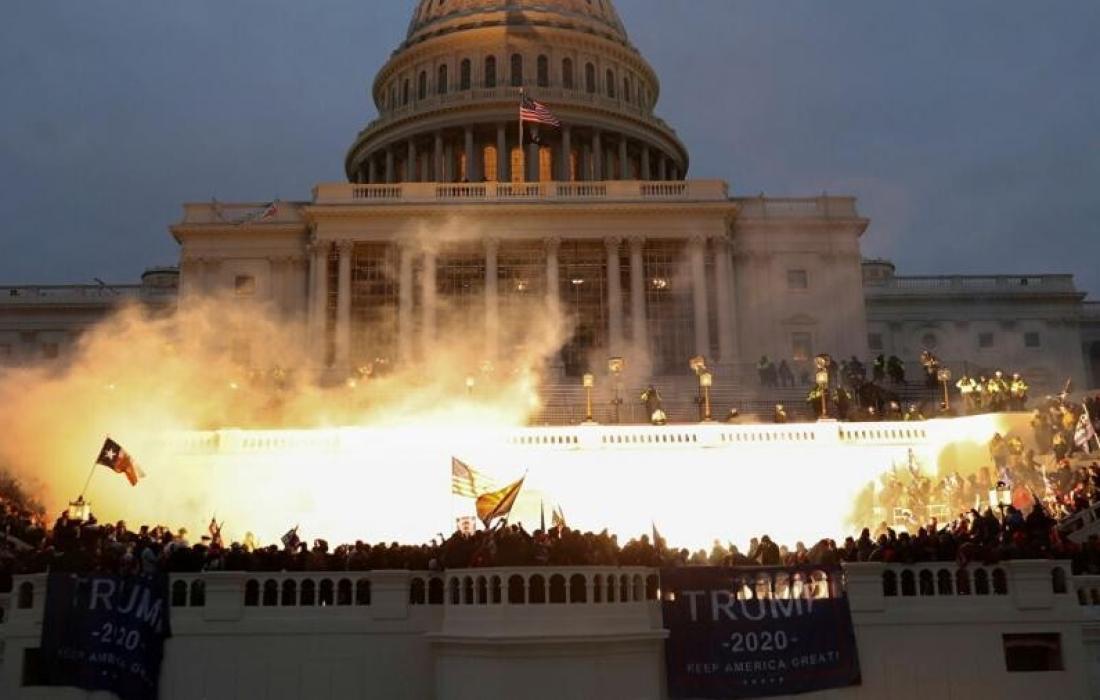 اعمال عنف في واشنطن