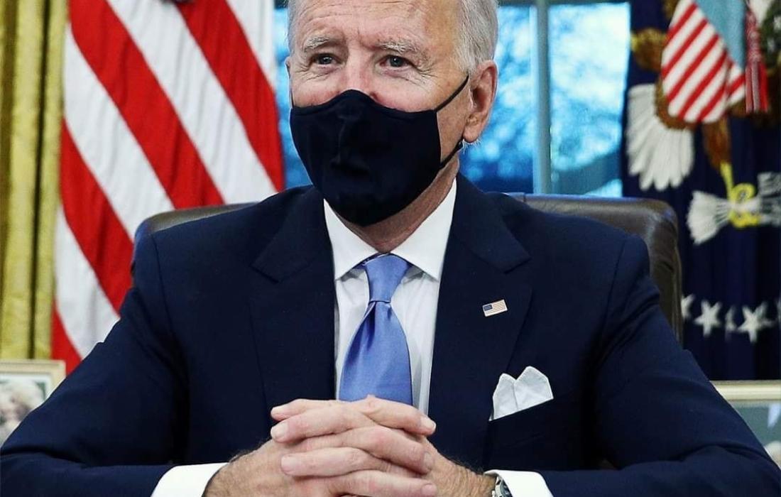 الرئيس جو بايدن.