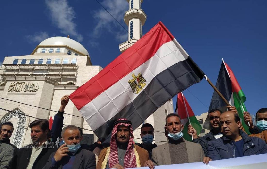 وقفة شكر لجمهورية مصر على رعاية حوارات القاهرة وفتح المعبر (1).jpeg