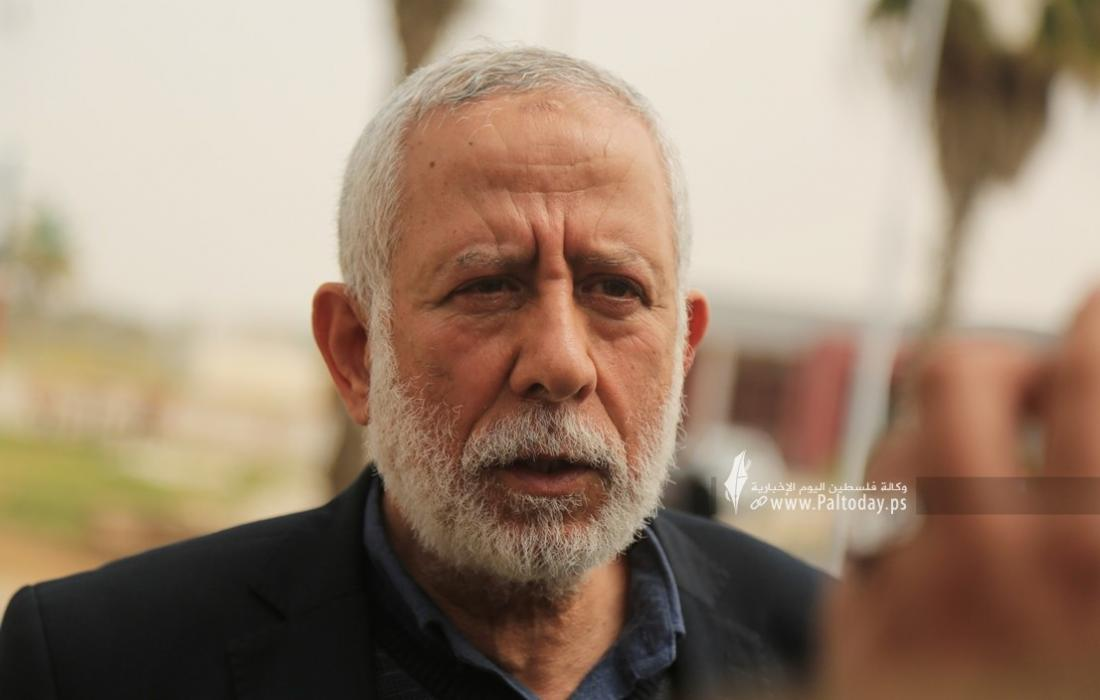 محمد الهندي عضو المكتب السياسي لحركة الجهاد الاسلامي فى فلسطين (7).jpg