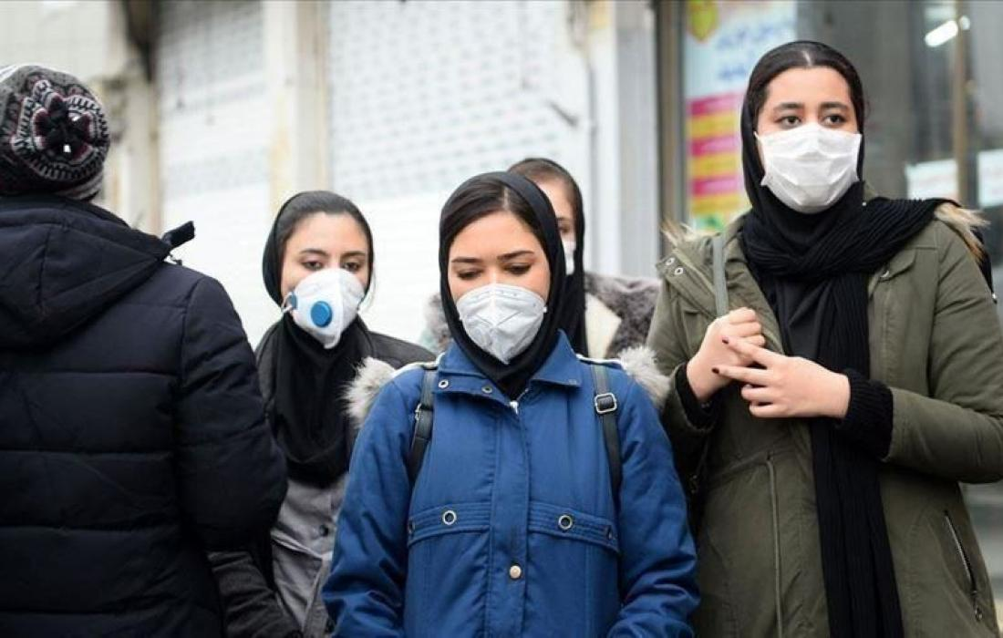 فيروس كورونا في ايران.