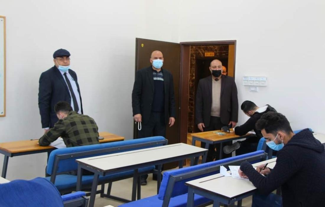 جامعة الاسراء بغزة تعلن بدأها الامتحانات النصفية للفصل الدراسي الثاني