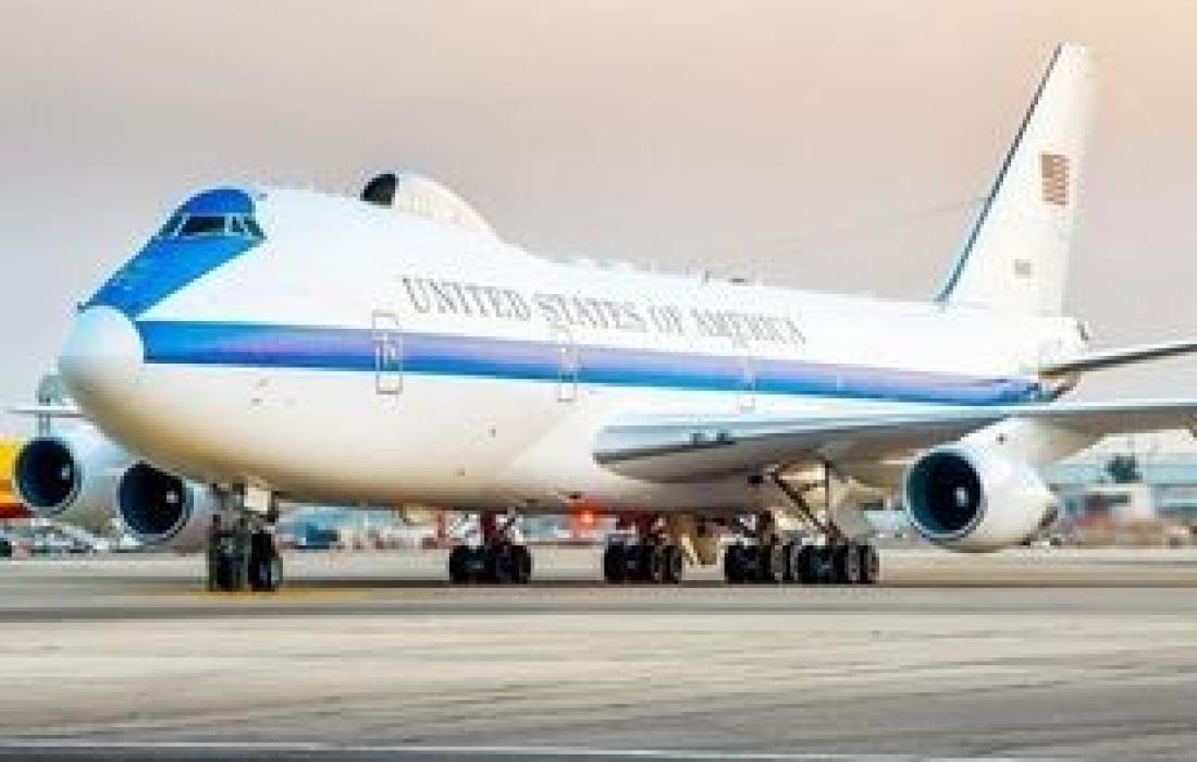 طائرة وزير الخارجية الامريكي.jpg