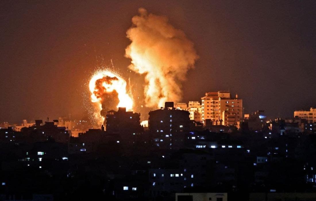 """جيش الاحتلال يطلق على عدوانه ضد قطاع غزة اسم """"حارس الأسوار"""""""