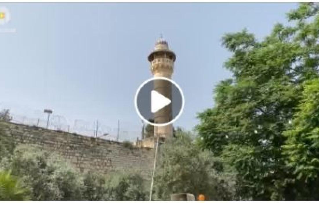 مآذن المسجد الاقصى.JPG
