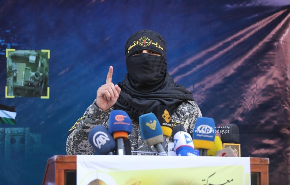 أبو حمزة الناطق العسكرى باسم سرايا القدس (1).JPG