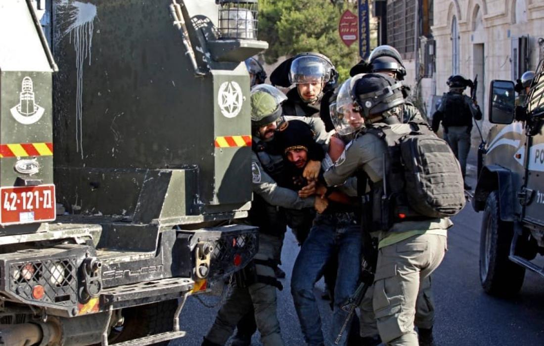مواجهات مع الاحتلال