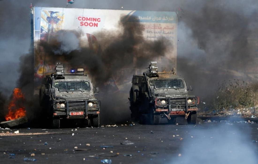 مقاومون فلسطينيون يطلقون النار على قوات الاحتلال في جنين شمال الضفة المحتلة