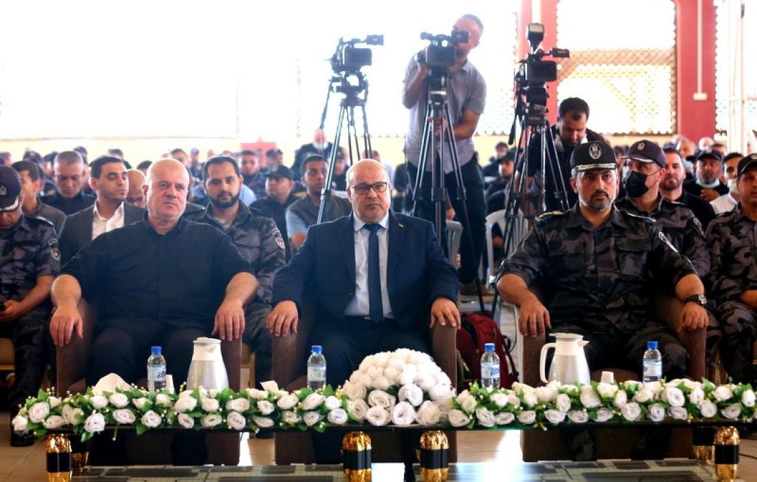 رئيس لجنة متابعة العمل الحكومي في قطاع غزة عصام الدعليس