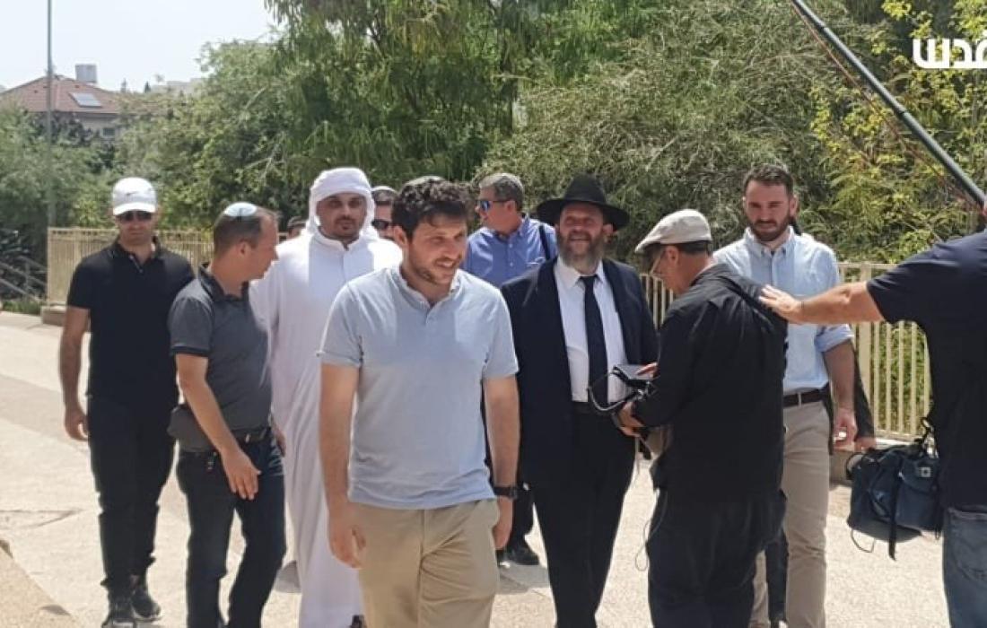 فيديو وفد اماراتي يزور كنيسًا يهوديًا في رام الله.jpg