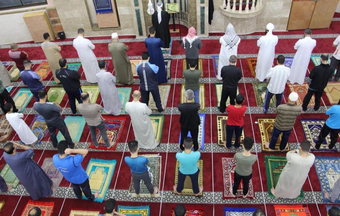 امساكية شهر رمضان المبارك 2021 في قطاع غزة فلسطين