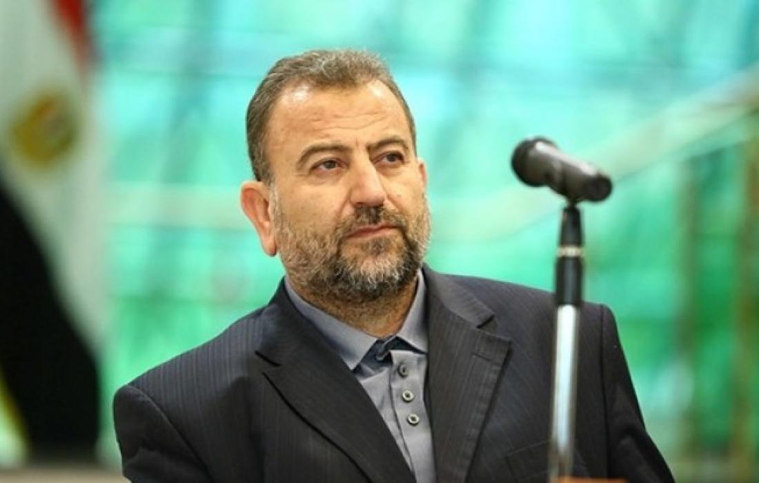 صالح العاروري نائب رئيس المكتب السياسي لحركة حماس