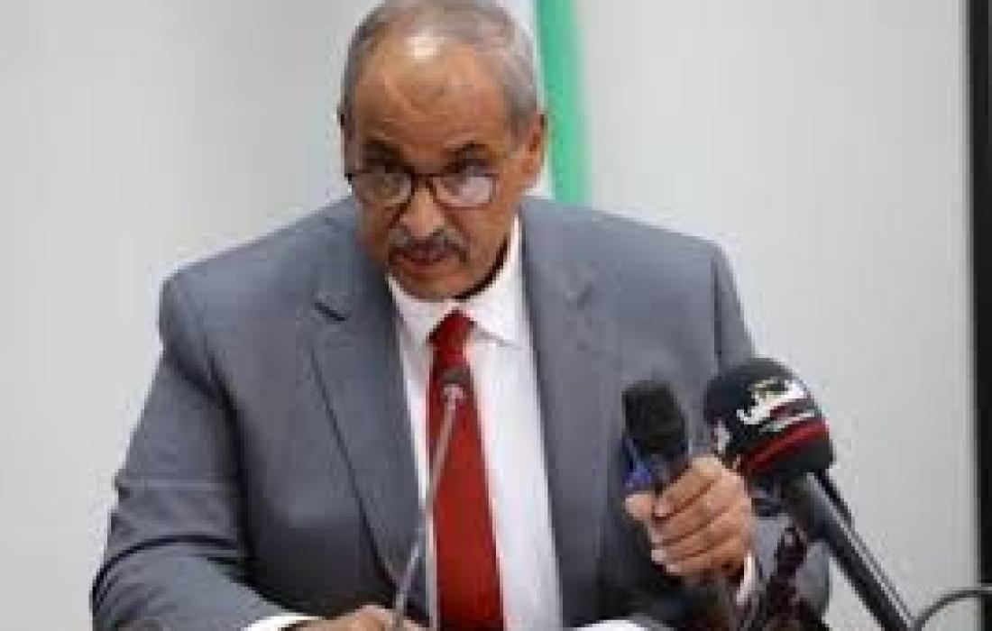 وزير الاشغال العامة محمد زيارة