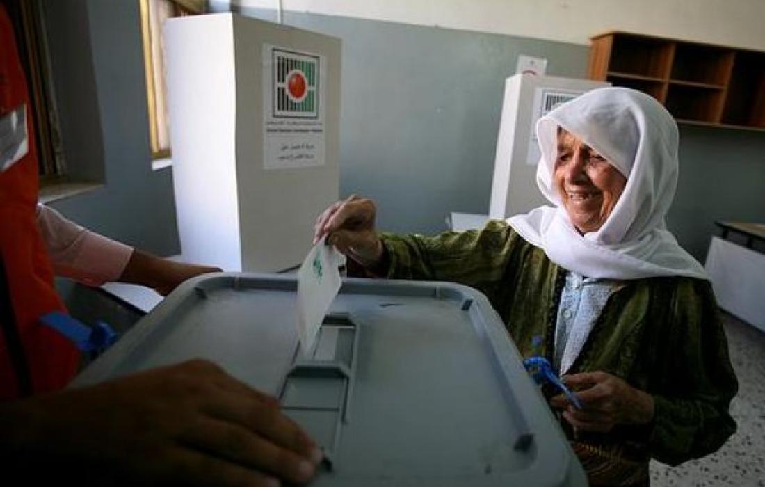 الانتخابات المحلية - صورة أرشيفية