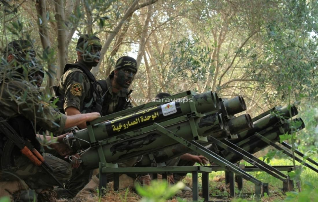صواريخ سرايا القدس1