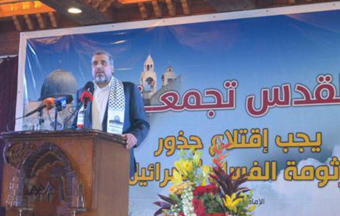 الأمين العام للجهاد د. رمضان شلح