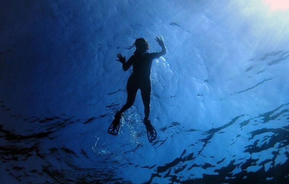 المسبح الاكثر عمقا في العالم