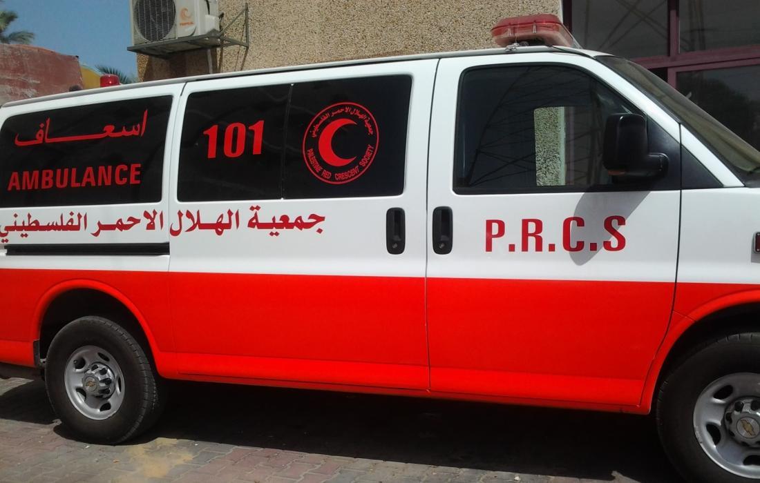 وفاة طفل في محافظة الخليل
