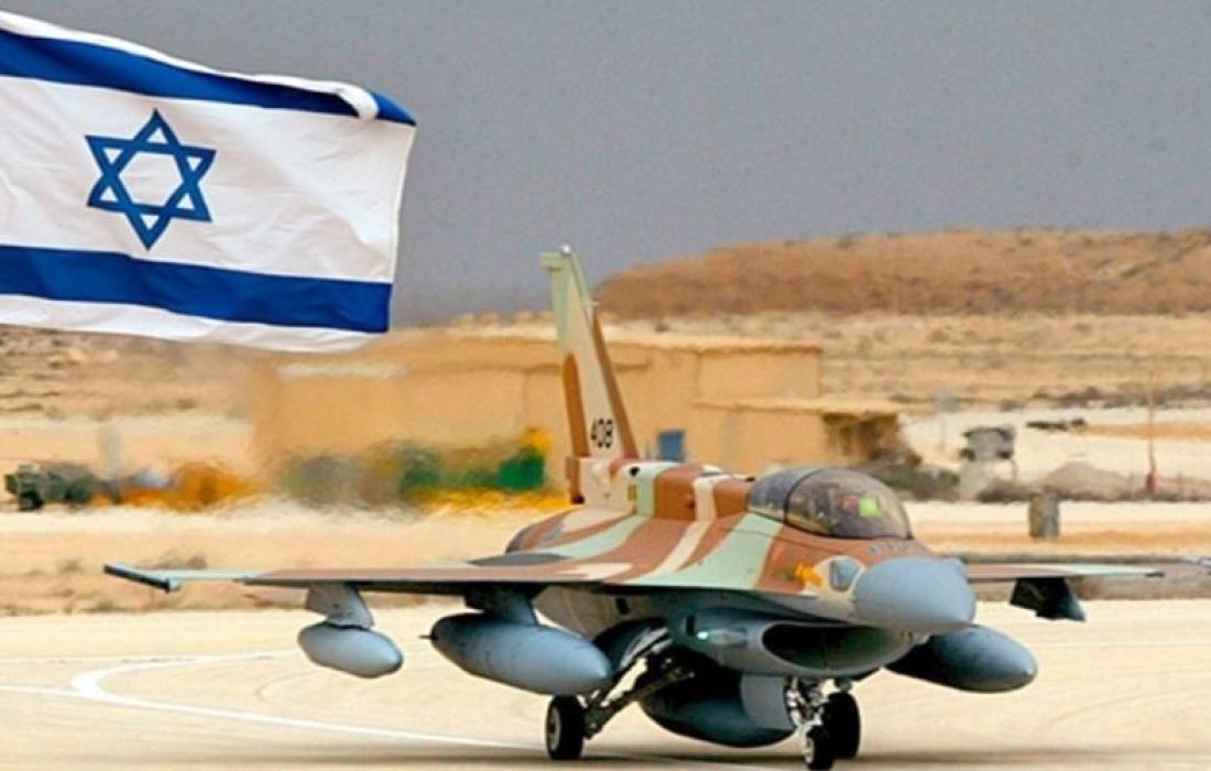 طائرة اسرائيل