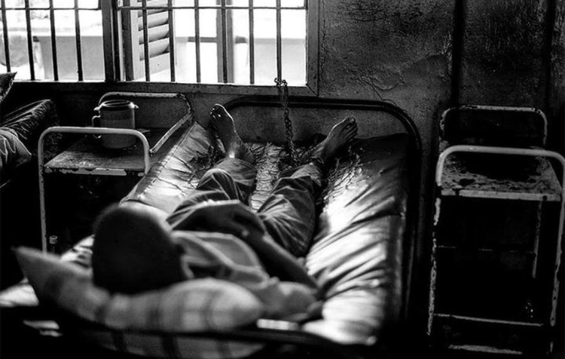 سجون الاحتلال- اسرى مرضى -اسر مريض