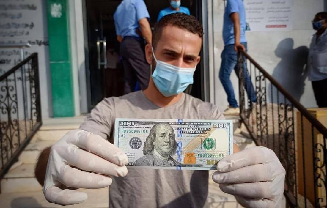 تعرف على موعد صرف المنحة القطرية الجديدة 100 دولار شهر 12-2020