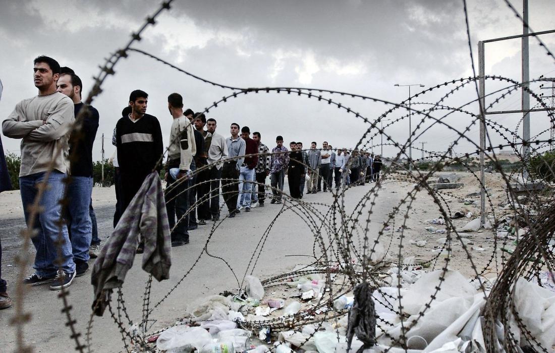 تزايد معدلات الفقر والبطالة في فلسطين