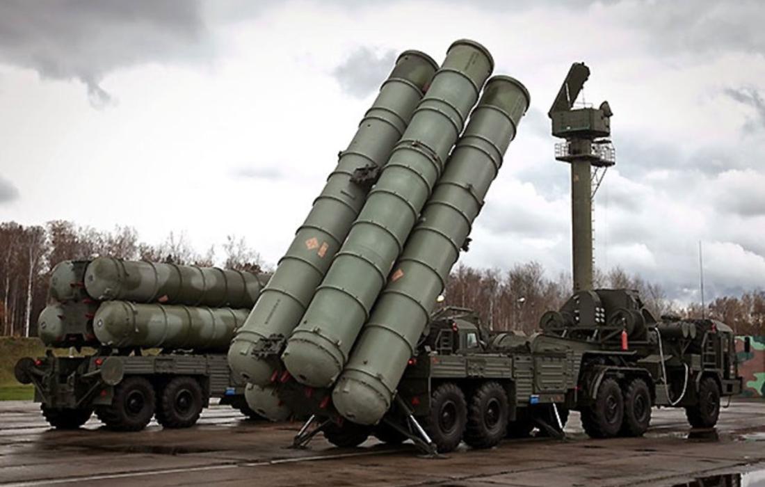 تركيا صاروخ اس 400