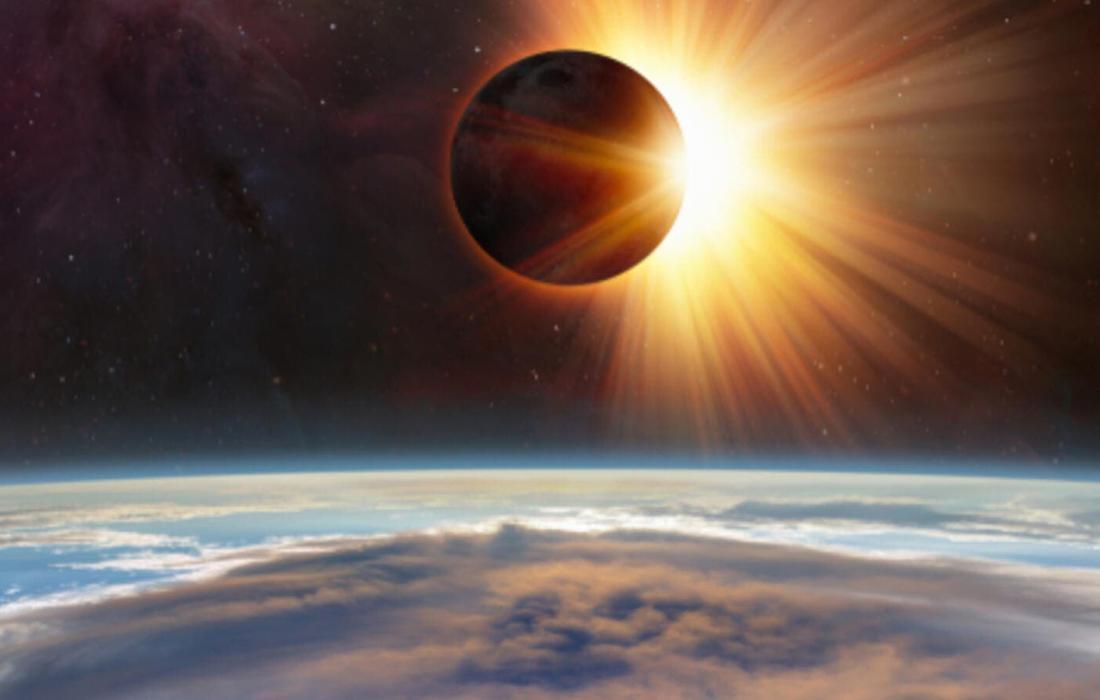 إليك دعاء كسوف الشمس 2020 كامل يمكن الدعاء بها