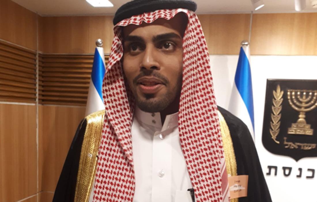 ناشط سعودي
