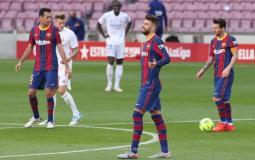بث مباشر مباراة كلاسيكو بين ريال مدريد وبرشلونة اليوم السبت 10-4-2021