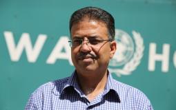 """أبو حسنة: """"الاونروا"""" لديها اتصالات مع الصحة العالمية لإدخال اللقاحات لغزة"""