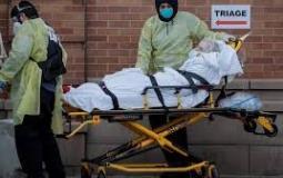وفيات كورونا في امريكا