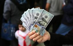 رابط فحص أسماء المنحة القطرية الجديد 2021 توزيع 100 دولار