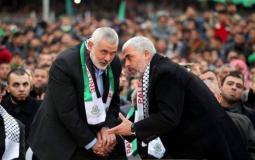 انتخابات حركة حماس الداخلية