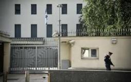 سفارة اسرائيل  في فرنسا.