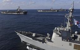 أمريكا تدعو إيران الافراج عن السفينة الكورية