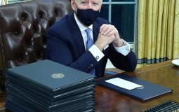 الرئيس الأمريكي جو بايدن