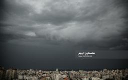 تفاصيل جديدة للمنخفض الجوي المقبل على فلسطين