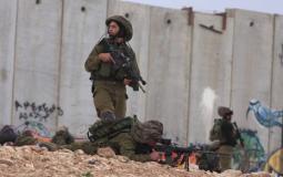 الاحتلال يطلق الرصاص اتجاه المتضامنين مع غزة عند السلك الشائك مع لبنان