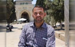 الاحتلال يؤجل محاكمة الصحفي طارق أبو زيد