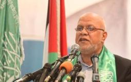 عضو المكتب السياسي في حماس نزار محمد عوض الله