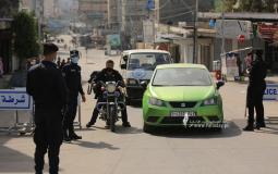 مرور غزة تسجل 3 حوادث سير خلال 24 ساعة