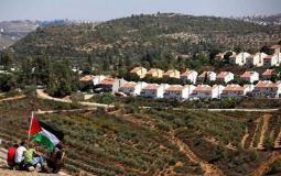 الاحتلال يستولي على عشرات الدونمات من أراضي بيت لحم