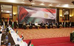 الفصائل في لقاء اللواء عباس كامل