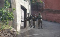 قوات الاحتلال تشن حملة اعتقالات في مناطق متفرقة بالضفة