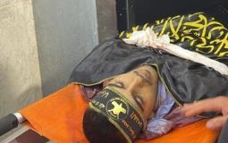 شهيد جنين المقاوم المشتبك علاء زيود