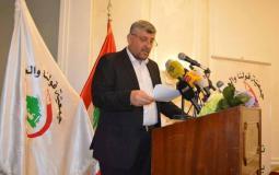 الحاج ابو عماد الرفاعي ممثل حركة الجهاد الاسلامي في لبنان
