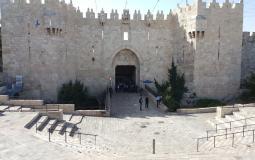 الاحتلال يفرض الاغلاق التام في المسجد الاقصى والبلدة القديمة